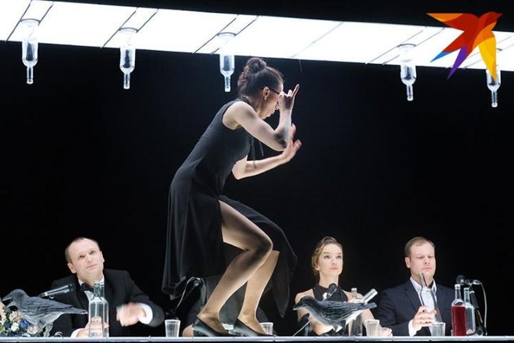 «Шлюб з ветрам» - тоже в числе любимых спектаклей Людмилы Сидоркевич.