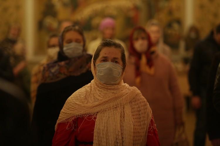 Светлый праздник Пасхи омрачили новые случаи заражения