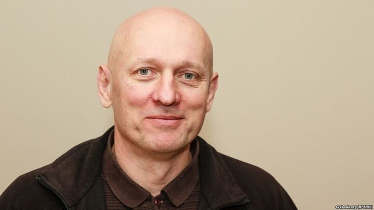 За время заключения Сергей Скребец провел несколько голодовок, одна из них длилась 40 дней. Фото: svaboda.org