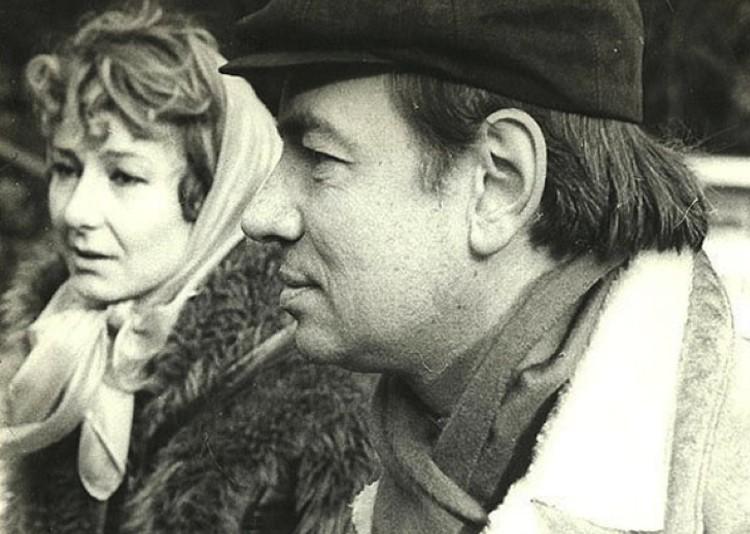 Красавице-артистке пришлось делить Андрея Вознесенского с его женой Зоей Богуславской