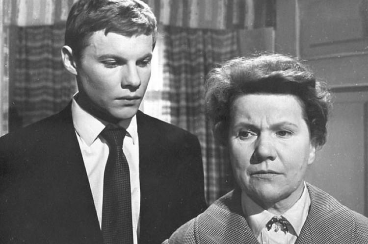 Кадр из фильма «Женщины» (1965)