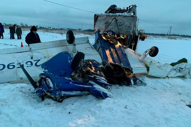 Погибли три человека. Фото: Северо-Западная транспортная прокуратура