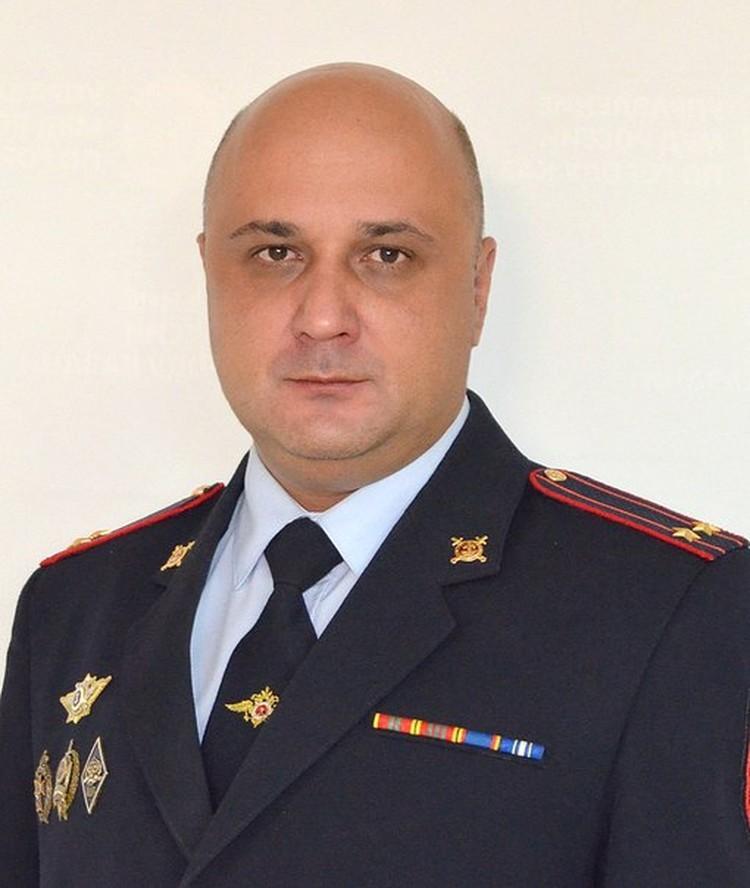 Сейчас Тарас Дорошкевич вернулся к своей работе.