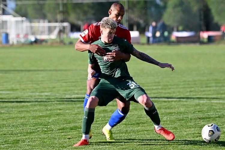 «СКА-Хабаровск» одержал первую в этом году победу над «Краснодаром-М» со счетом 2:0. Фото ФК «Краснодар»