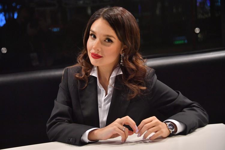 Ольга Дибцева - не только актриса, но и режиссер, и сценарист.