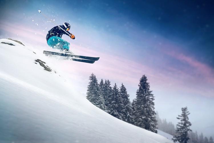 В отличие от коньков и лыж беговых, горные лыжи могут быть дополнительно полезны для тренировки вестибулярного аппарата