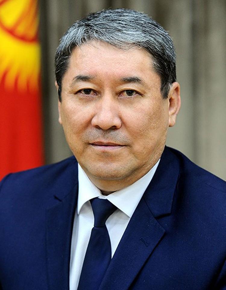 В Бишкеке за сутки успели дважды поменять мэра. Новый назначенец - Бактыбек Кудайбергенов.