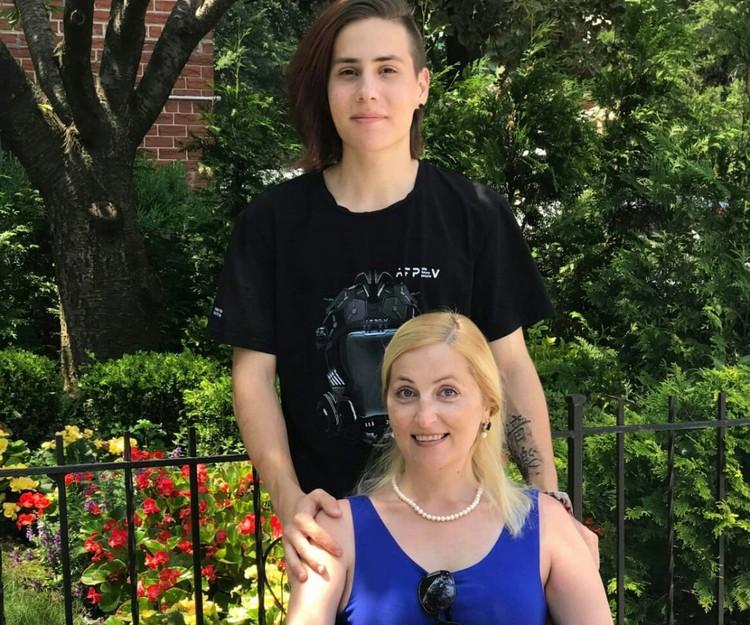 Наталья и Андрей уже два года живут в Нью-Йорке. Фото: личный архив