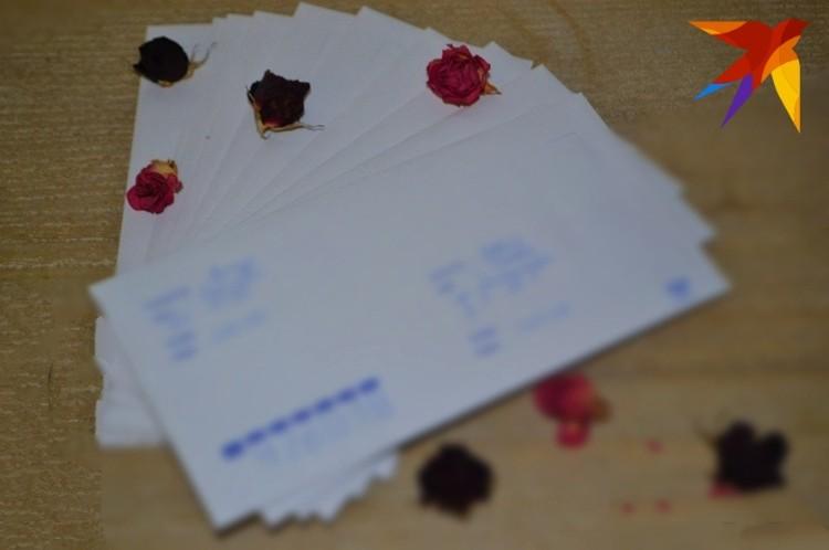 """""""Письма Артура много лет лежали в коробке"""" фото: архив """"Комсомольской правды"""""""