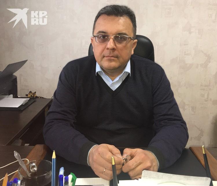 "Адвокат Алмаз Галиев: ""Санкин несудимый!""."