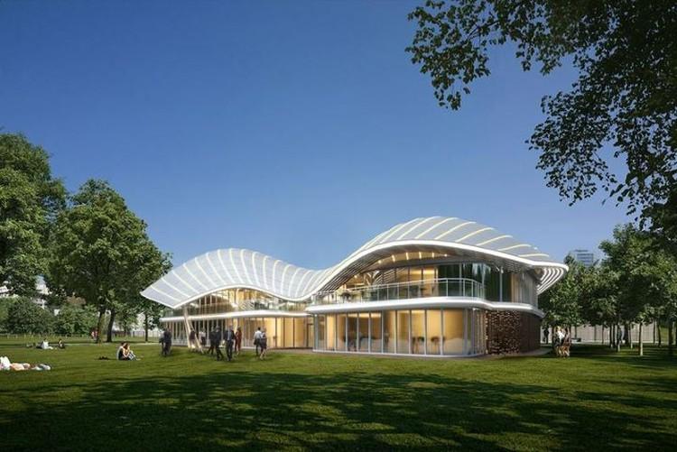 """Так будет выглядеть в """"умном городе"""" центр культуры и искусств. Фото: inform.kz"""