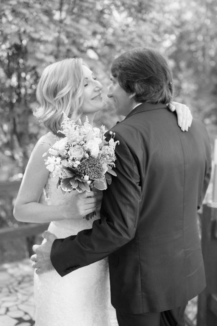 У Ларисы и Лорана было две свадьбы