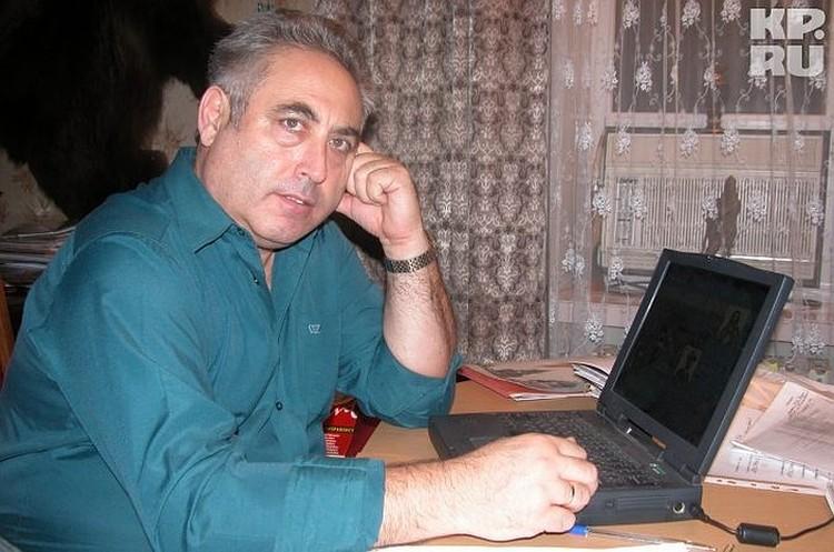 Александр Бухановский .