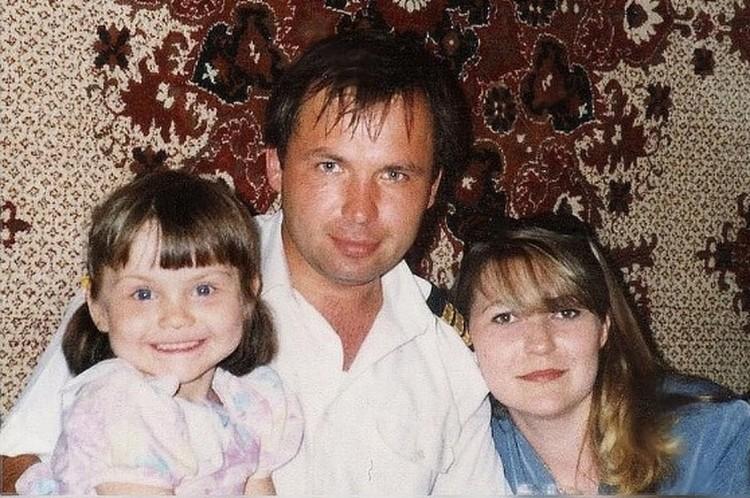 Семья до сих пор борется за освобождение Константина. Фото из архива семьи Ярошенко.