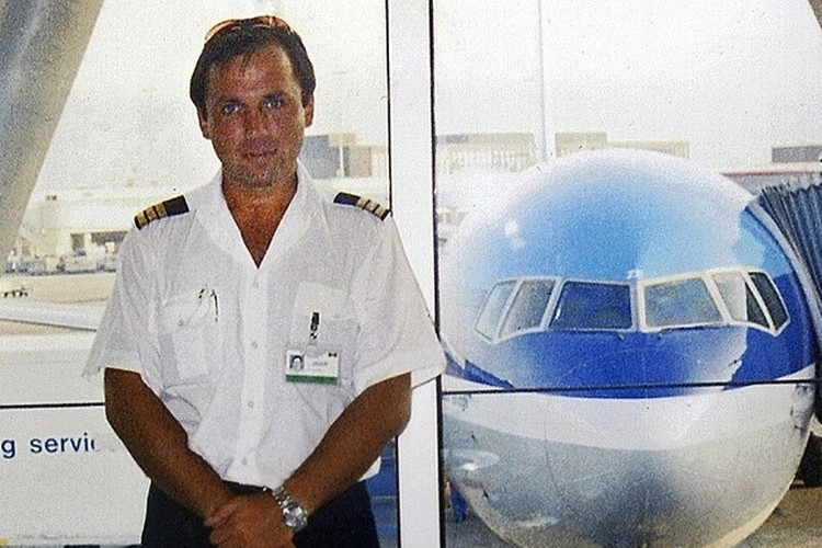 Российский летчик до сих пор надеется вернуться в США. Фото из архива семьи Ярошенко.
