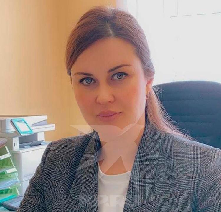 Анастасия тоже специалист по диализу.