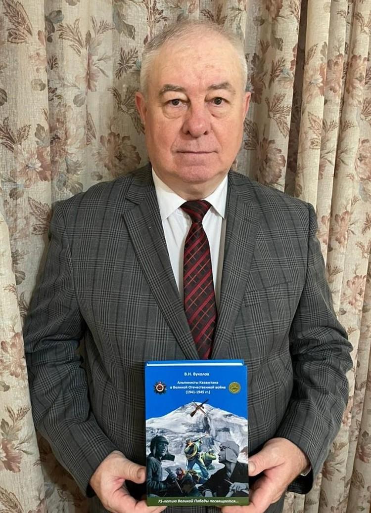 Владимир Вуколов.