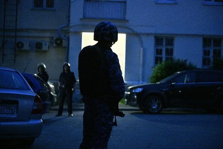Чтобы обезвредить Сергея Болкова силовикам пришлось брать штурмом его квартиру
