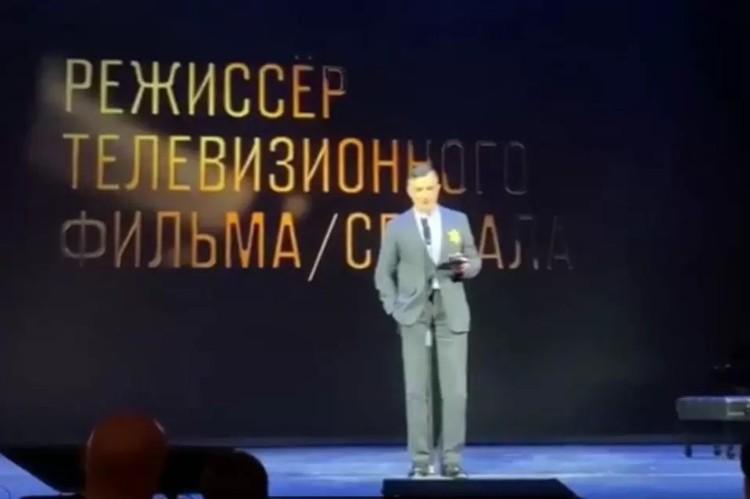 Бероев надел желтую звезду на себя