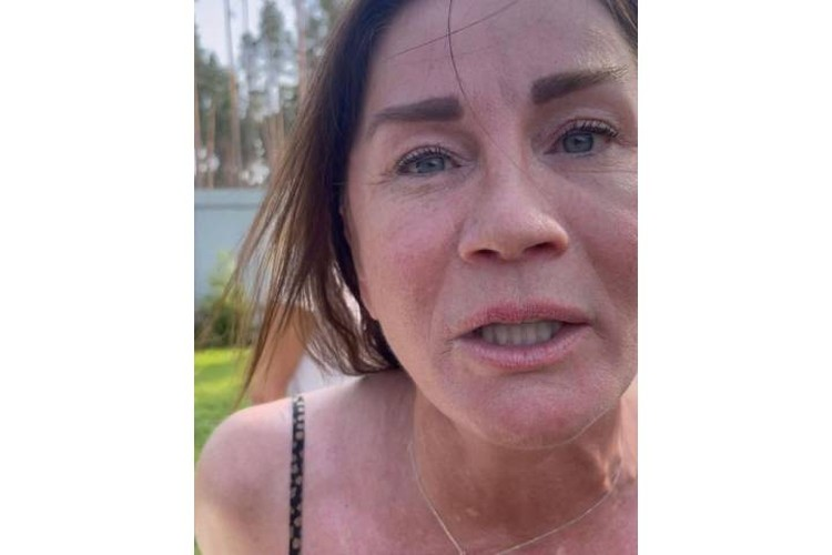 Сама женщина заявила, что правильно ударила мальчика / Фото: instagram.com/knyaginya/