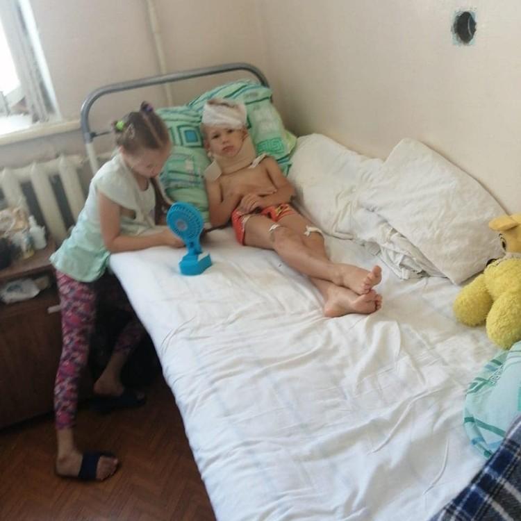 Из больницы мальчика выписали во вторник