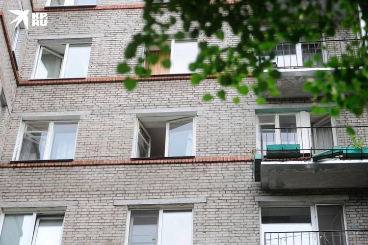 Квартиру Лобанова до сих пор проветривают