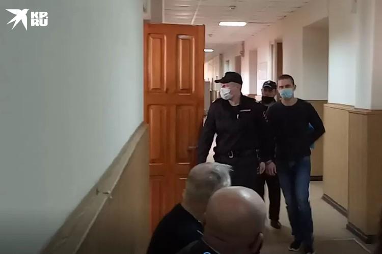 Следствие и суд по делу Зобенкова длились почти полтора года.