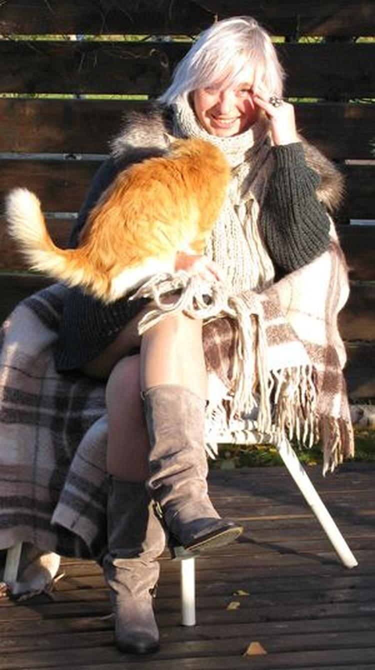 Татьяна признается, что животных любит куда больше, чем людей.