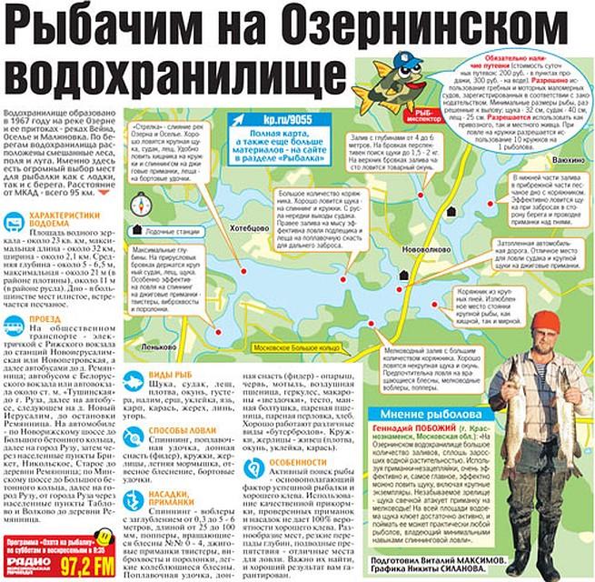 Фидер на озернинском водохранилище