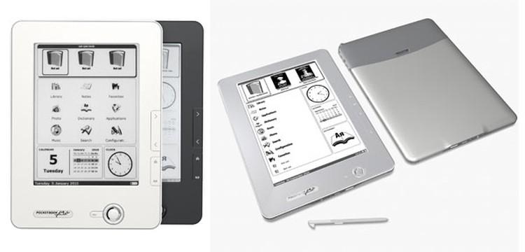PocketBook Pro 602 и 903: «классика» и топовая «электронная газета»