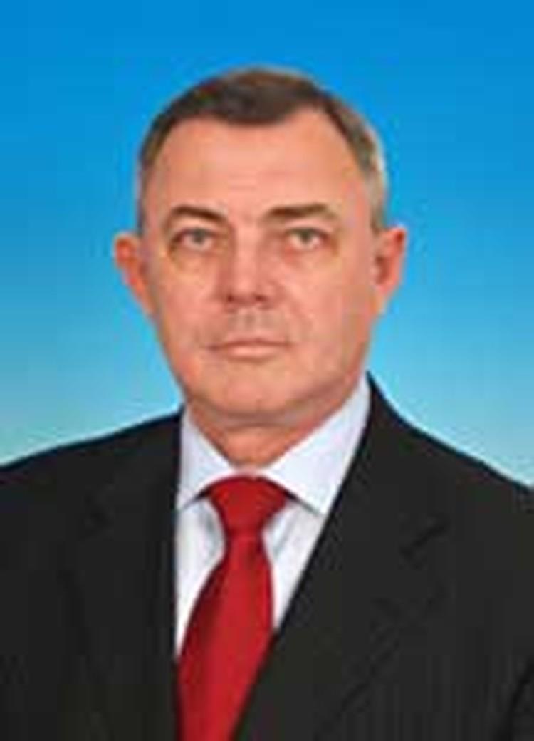 Валентин Васильевич Чайка