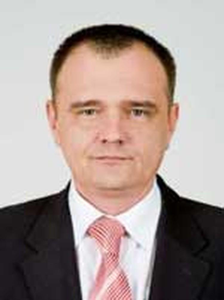 Александр Назымович Хамидуллин.