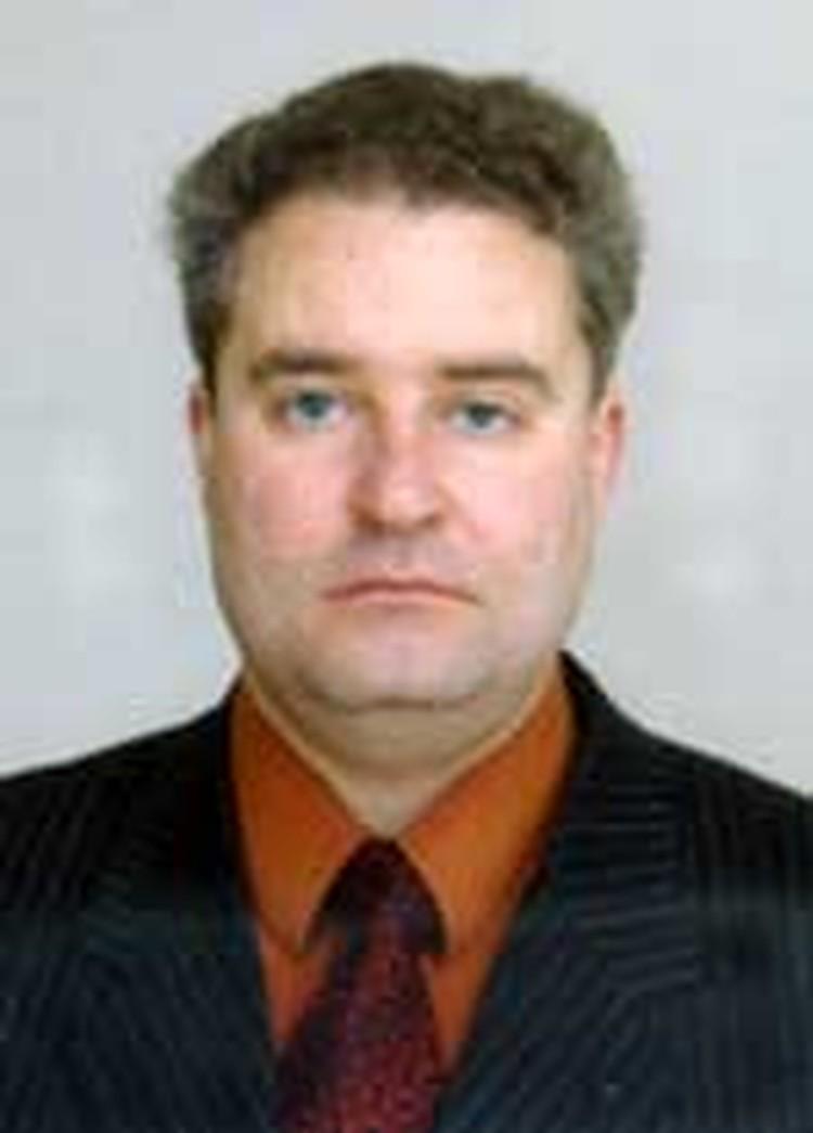 Тимур Владимирович Гераськин.