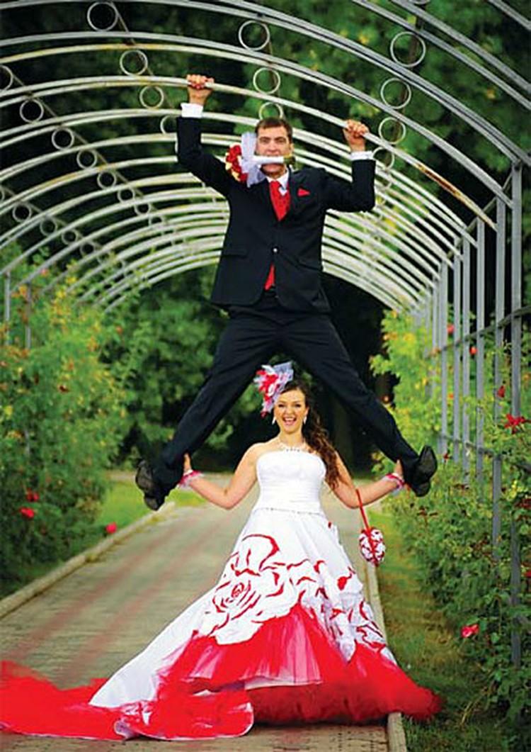 Екатерина и Александр: «Мы были самыми «безбашенными» женихом и невестой!»