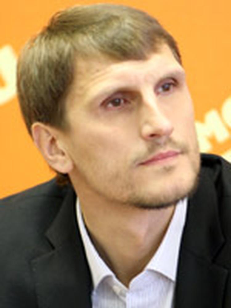 Евгений Паньков.