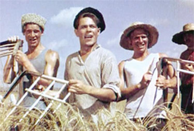 «Кубанские казаки», 1949 г. (режиссер Иван Пырьев).