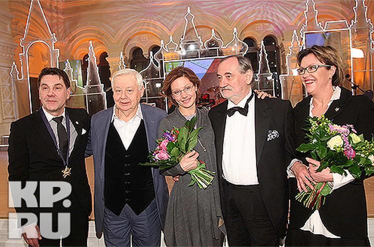 Лауреаты премии 2011 года