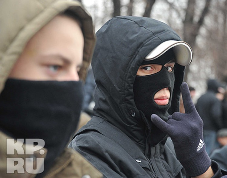 Смотрите фоторепортаж: На Болотной площади прошел митинг националистов