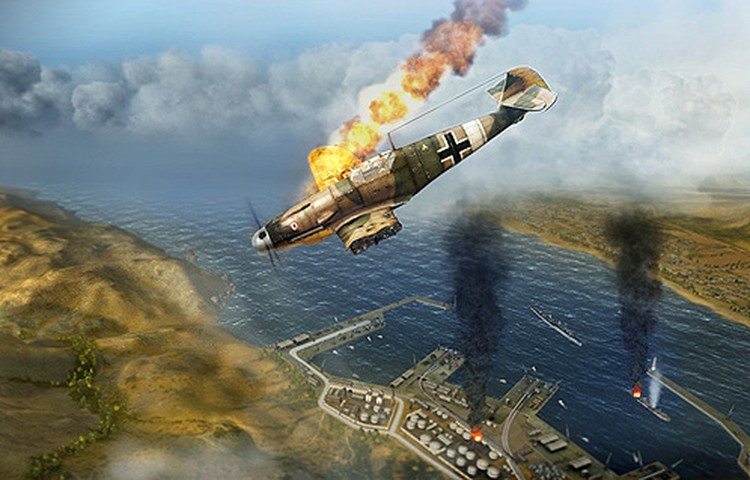 Авиасимулятор World of Warplanes («Мир боевых самолетов») уже тестируется
