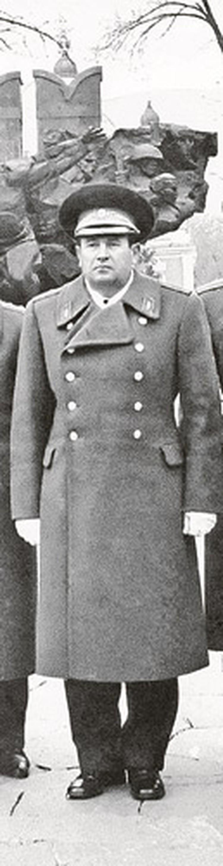 Генерал Рябцев, который сыграл непоследнюю роль вакте «дарения».