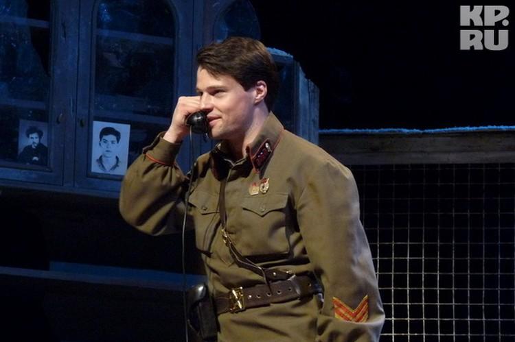 Данила Козловский сыграл полковника Новикова.