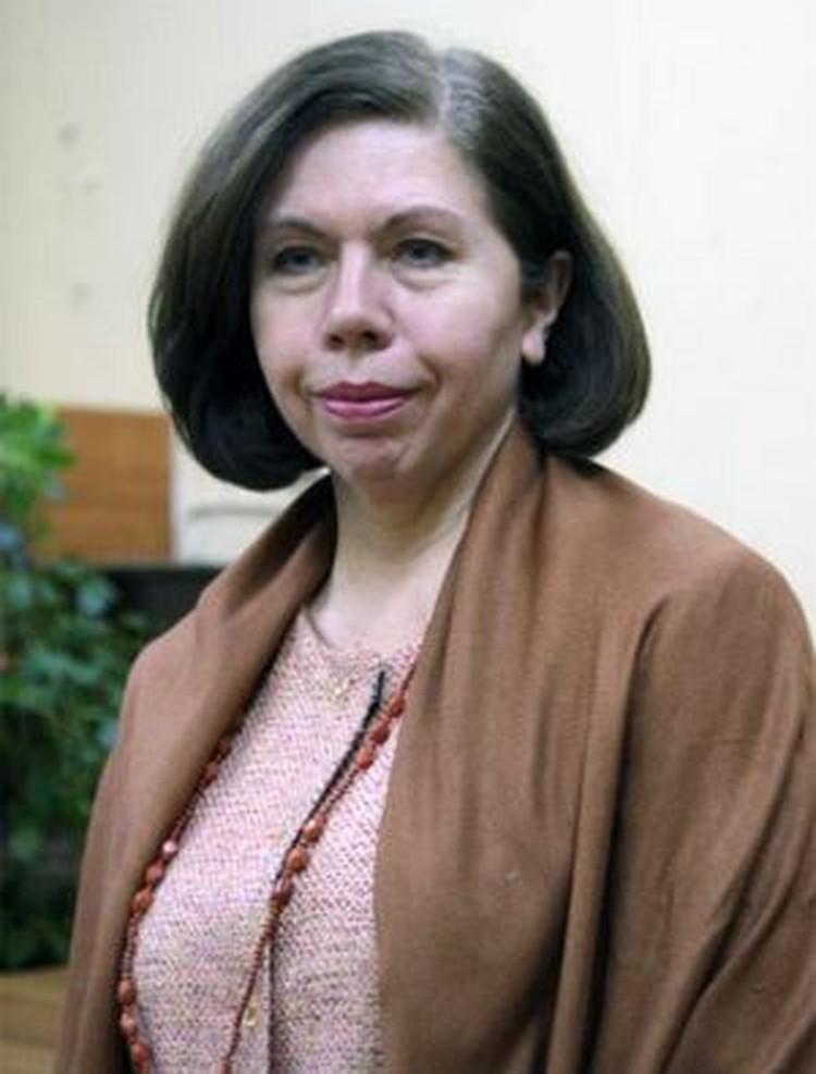 Елена Папанова стала известной в стране после роли в сериале «Школа».