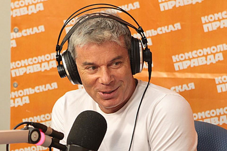 Олег Газманов в гостях на радио КП