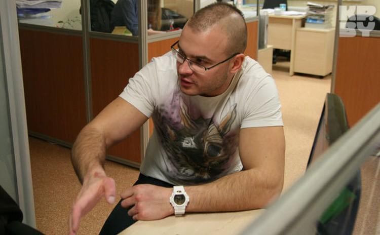 Тесак просто восхищен белорусской милицией - вернули все, до последней копейки!