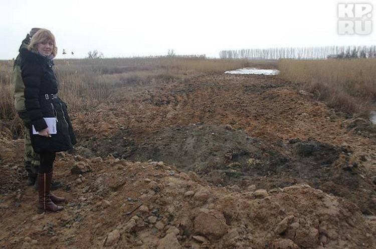 Корреспонденты «Комсомолки» побывали в Астраханскую область, чтобы своими глазами посмотреть на дорогу, которая может привести Сердюкова на скамью подсудимых