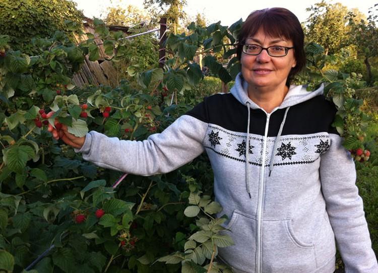 Наталья Латушкина в 52 года.
