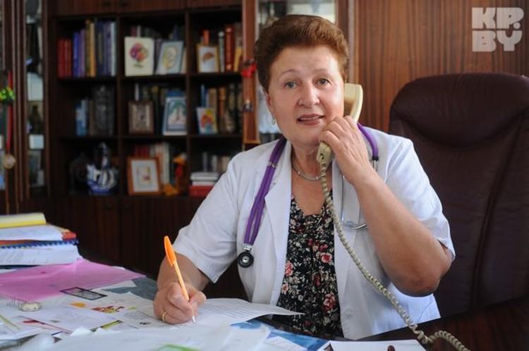 Ольга Витальевна уверена, что наших докторов и медицинских сестер нужно носить на руках.