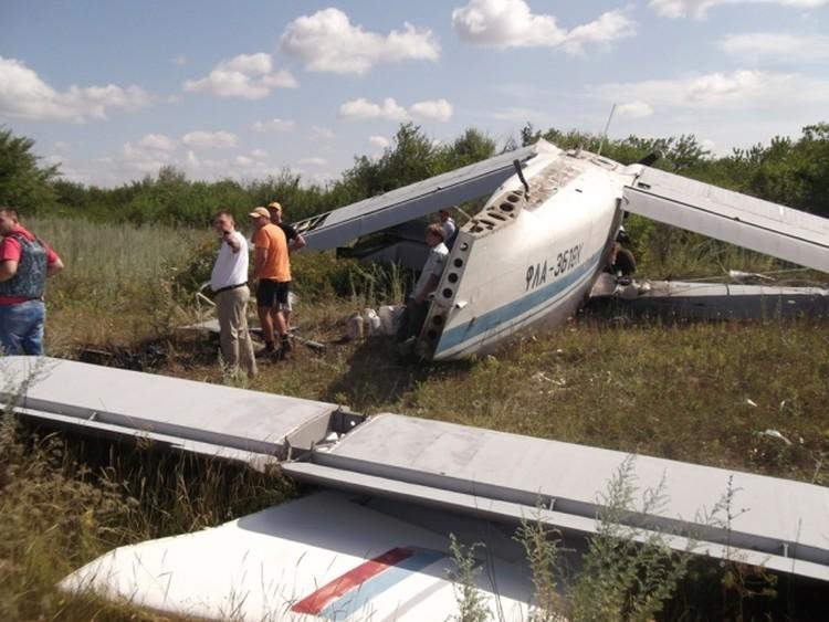 Пилот был оперативно найден полицейскими