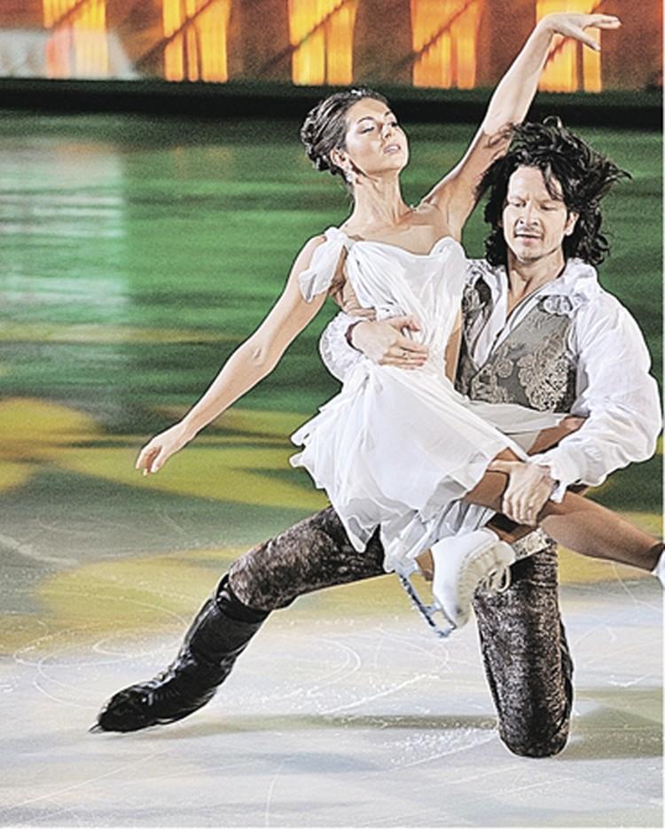 Нюша и Максим Шабалин покорили своим выступлением не только зрителей, но и Татьяну Тарасову.