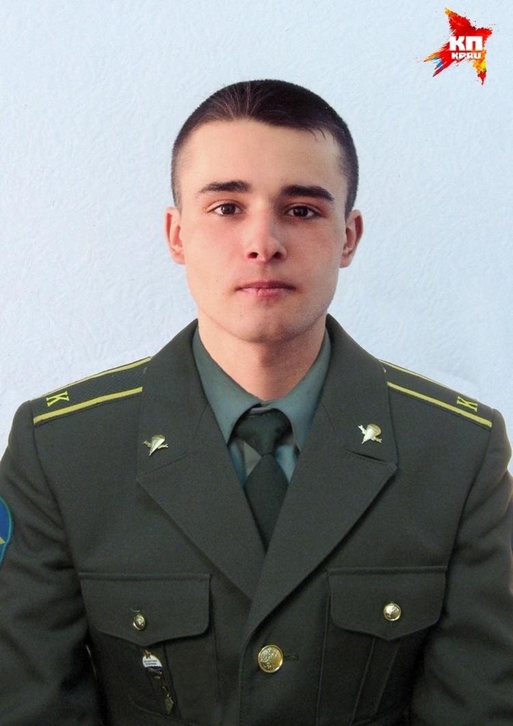 Антон Соловьев из Костромы.